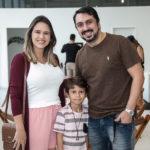 Debora Militão, João Marcelo E Marcelo Vieira