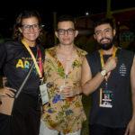 Denise Pontes, Lindenberg Ferreira E Diego Gregório
