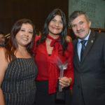 Edileuza, Patricia Saboya E Antonio Henrrique