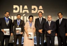Edson Queiroz, Elcio Batista, Elisa Gradvol, Camilo Santana, Roberto Claudio E Beto Studart (2)