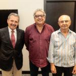 Egídio Serpa, Fred Fernandes E Álvaro Corrêia