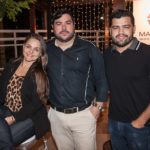 Erika Santos, Pinheiro Neto E Meudo Claro