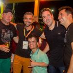 Erlon Rocha, Júnior Bibi, Dário Rodrigues, Eduardo Bismarck E Galego Pescado