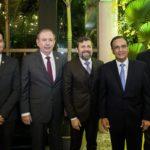 Esio Feitosa, Ricardo Cavalcante, Elcio Batista, Beto Studart E Renan Colares (1)