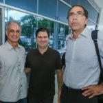 Estenio Martins, Paulo Machado E Gerardo Jereissati (2)