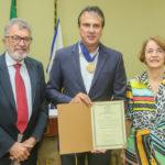 Eudoro, Camilo Santana E Regiane Vasconcelos (1)