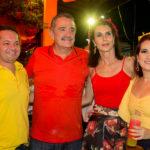 Felipe Costa Lima, Bismarck Maia, Glaucia Bismarck E Germana Pinheiro