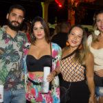 Flávio Assunção, Luciana Vasconcelos, Manuela Moreira E Raquel Araújo (2)
