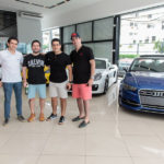 Flávio Menezes, Bruno Toscano, Ênio Neto E Flávio Menezes Filho