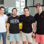 Flávio Menezes, Bruno Toscano, Ênio Neto E Flávio Menezes Filho 2