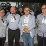 Fred Acário, Julio Cavalcante, Francisco Carvalho E Augusto Porto (4)