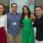 Gisele Studart, Alberto Pinheiro, Patrícia Gomes E Roberto Júnior (1)
