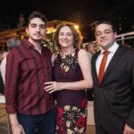 Guilherme Papaleo, Zeneida Nogueira E Thiago Lopes