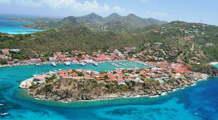 Gustavia Port