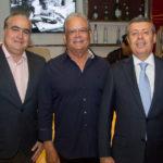 Hélio Parente, José Lima E Anastácio Marinho (1)