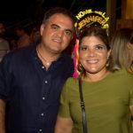 Herbert Vieira e Gisela Dias Branco