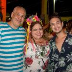 Hernane Gomes, Eveline Vieira E Felipe Chagas