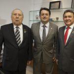 Idalmir Feitosa, Bosco Macedo E Doutor Porto (2)