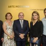 Igor Barroso, Fátima Veras, Roberto Claudio, Lenise Rocha E Edson Queiroz Neto (3)