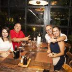 Isabel Dorta, Paulo Brito, Gilberto Texeira E Ivania Texeira (2)