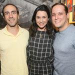 Iure Rodrigues, Mariana Fiuza E Igor Brito (2)