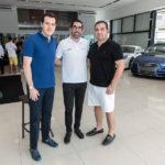 Júlio César Castanheira, Felipe Sousa E João Paulo_