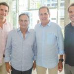 Joao Fiuza, Beto Studart, Joao Fiuza E Carlos Fujita (4)