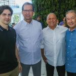 Jonatan Magalhães, Aristarco Sobreira, Erivaldo Alves E Cel Romero (4)