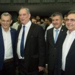 José Sarto, Ciro Gomes, Antônio Henrique E Leonidas Cristino (5)