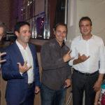 José Sarto, Tiago Asfor, Tom Perez E Camilo Santana (2)