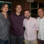 Juan Medeiros, Victor Ferreira, Hedio Silveira E Alex Matos (2)