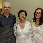 Leonardo Leal, Dodora Guimarães E Isabel Gurgel (1)
