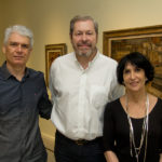 Leonardo Leal, Pedro Correa E Denise Mattar (1)