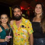 Letícia Costa, George Tancredo E Daniele Barbosa (1)
