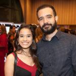 Leticia Queiroz E Pablo Castelar