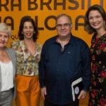 Liadna Camargo, Cristina Romcy, Euler Muniz E Lia Barroso (1)