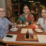 Lindoval Matos, Cosmo Damião E Mariana Lopes (2)