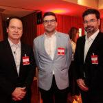 Lisandro Fujita, Laerte Castro Alves E André Pires _