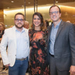 Lucas Dorini, Juliana De Fatima E Gian Franco