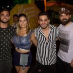 Lucas Pit, Mariana Alencar, Felipe Girão E Renan Perdigão (2)