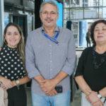 Luciana Castro, Antonio Luiz E Simone Solto