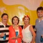 Luciano E Ângela Gurgel, Regina Cardoso E Vinícius Linhares (1)