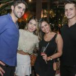 Luis Medeiros, Tamires Silva, Priscila Cavalcante E Wilian Cordeoro (1)