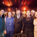 Maninha Moraes, Beth Jaguaribe, Elcio Batista, Carla Da Escoscia E Irlys Barreira (1)