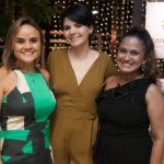 Marcela Carvalho, Vanessa Estevam E Nazaré Santiago