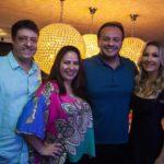 Marcelo E Janine Gadelha, Adriano Nogueira E Carmen Rangel (3)