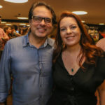Marcio Aragão E Paula Fiuza
