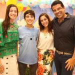 Maria Isabel, Miguel, Maria Beatriz E Ronaldo Otoch (2)