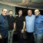 Max Camara, Elcio Batista, Bruno Barreira, Pedro Alfredo E Adriano Fiuza (2)
