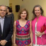 Max Perlingeiro, Renata Jereissati E Beatriz Perlingeiro (2)